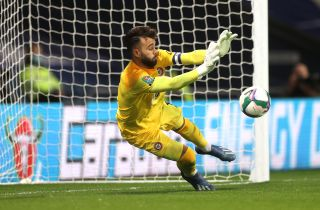 West Bromwich Albion v Brentford – Carabao Cup – Third Round – The Hawthorns