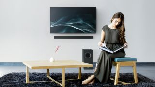 Panasonic announces new SC-HTB490 Slim Soundbar