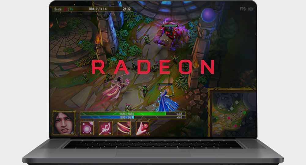 Next Year S Amd Laptops Could Be Better Than A Next Gen Game Console Pc Gamer