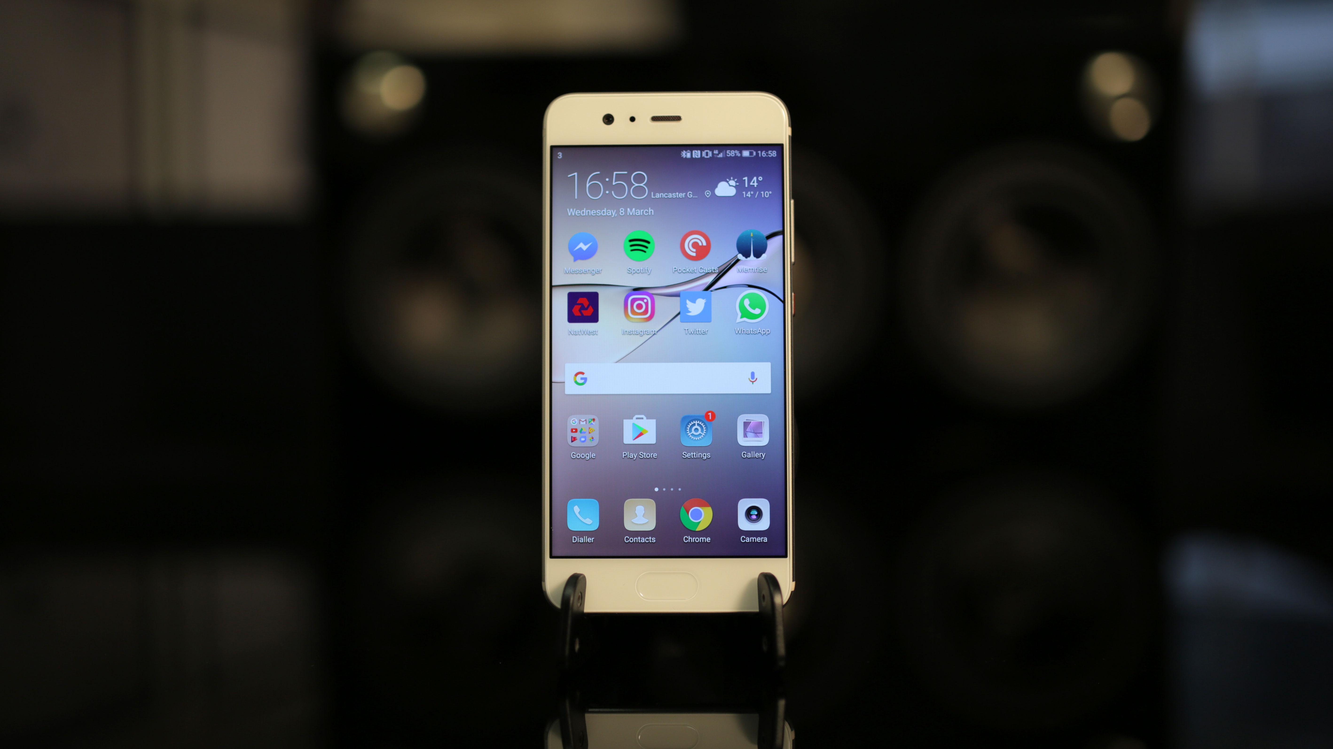 Huawei P10 Techradar Lg L20 4gb Black