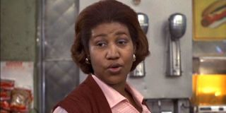 Aretha Franklin in The Blues Brothers