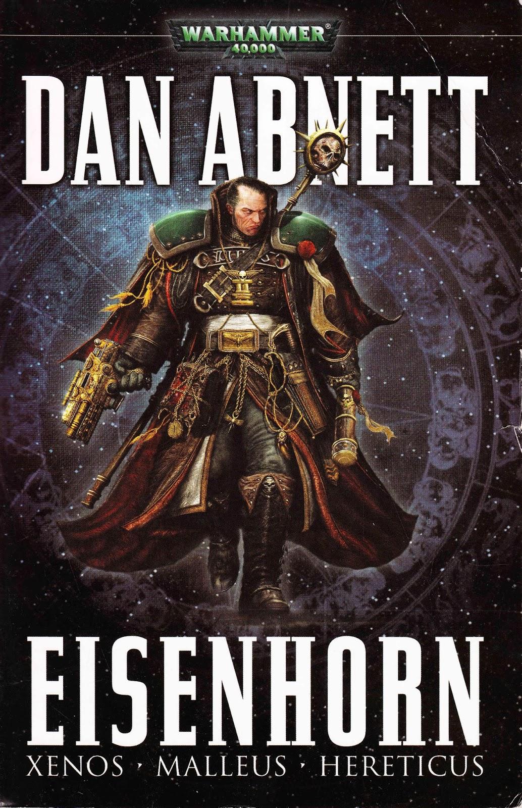 Eisenhorn, one of the best 40K books