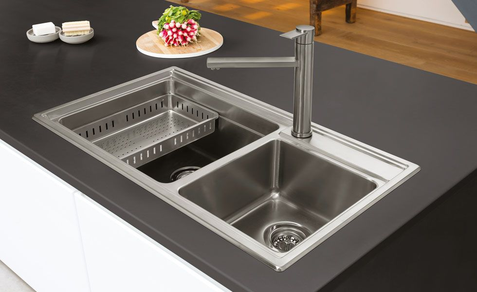 How To Choose A Kitchen Sink Homebuilding