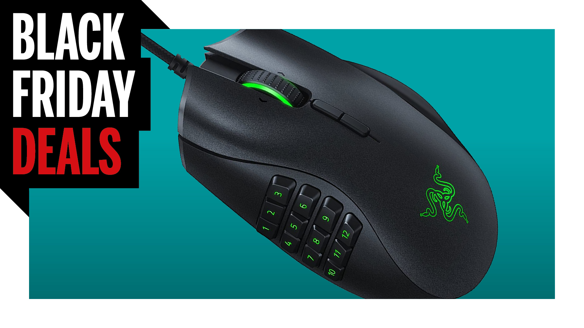 Black Friday mouse and keyboard deals: the best PC gaming input devices
