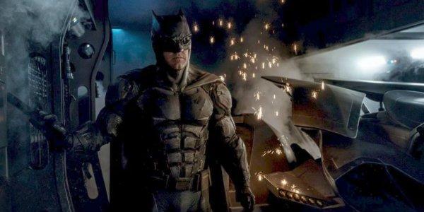 Ben Affleck Batman Ridley Scott