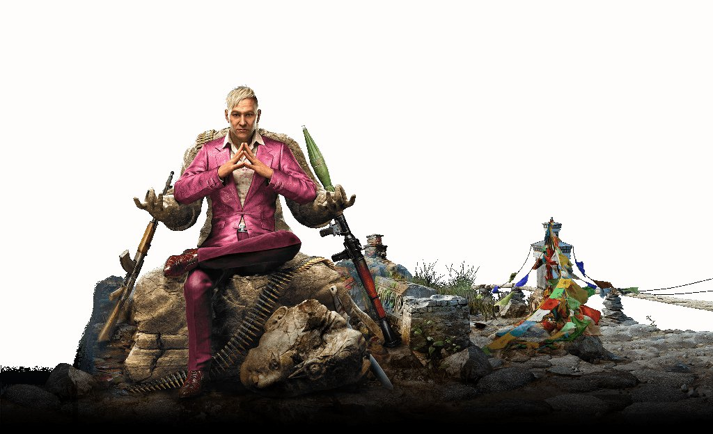 Far Cry 4 Release Date And Setting Announced By Ubisoft ...