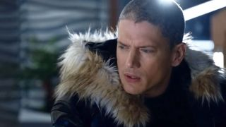 Leo Snart Wentworth Miller Legends of Tomorrow The CW