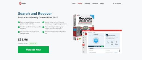 Iolo Search and Recover Review