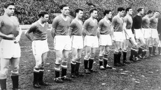 Man Utd Munich air disaster belgrade