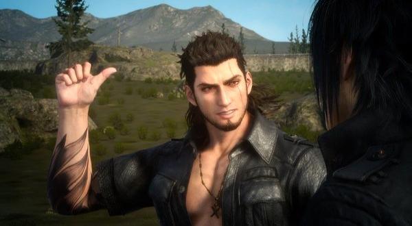 Final Fantasy XV - Gladiolus