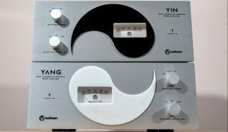 Audiozen Yin and Yang mono power amps