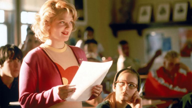 NEVER BEEN KISSED 1999 Fox 2000 Pictures film with Drew Barrymore Contributor: Pictorial Press Ltd / Alamy Stock Photo