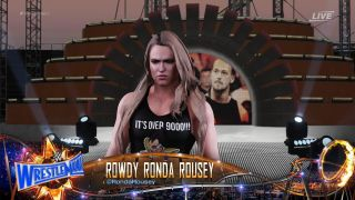 Best WWE 2K18 CAWs: How you can play as Ronda Rousey and