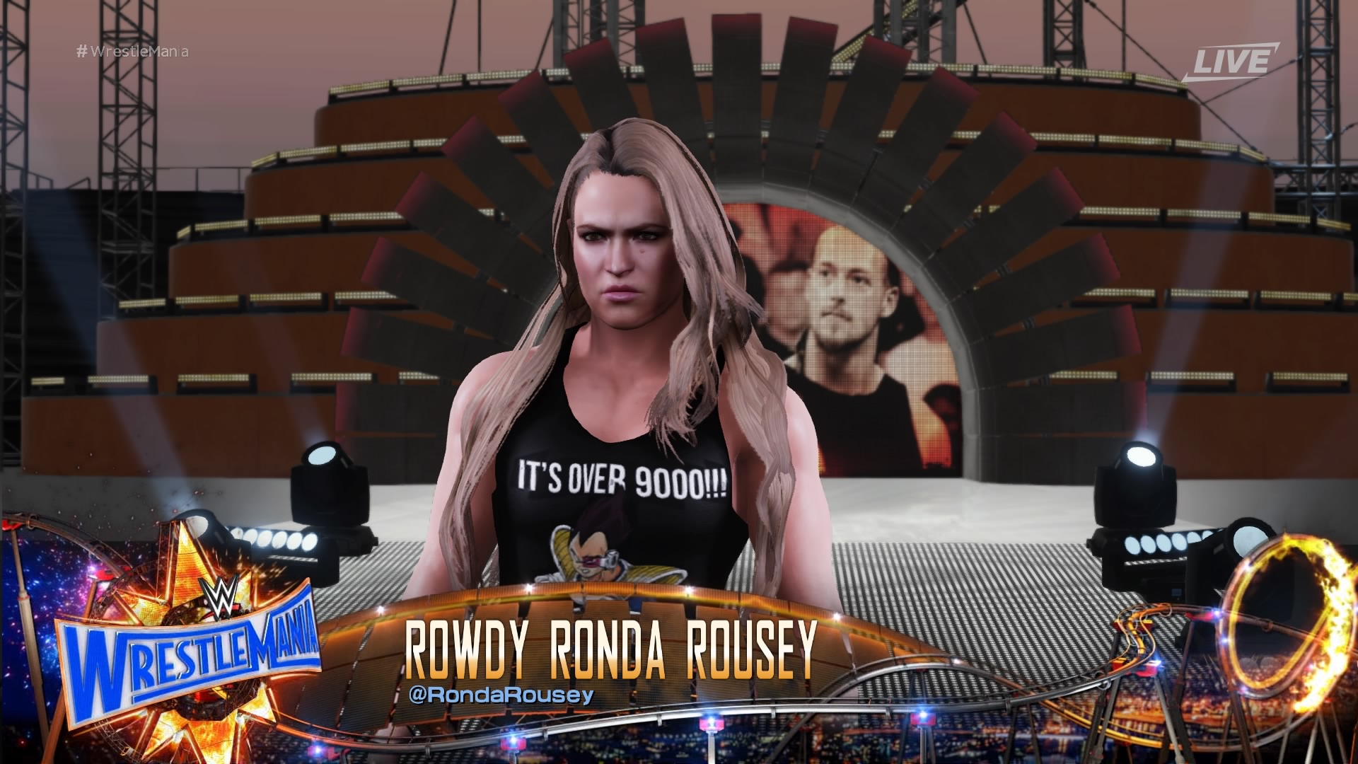 Best WWE 2K18 CAWs: How you can play as Ronda Rousey and Shelton