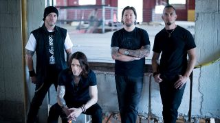 alter bridge press shot