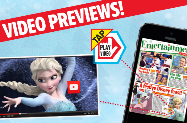 FREE What's on TV Christmas magazine for iPad and iPhone! | News
