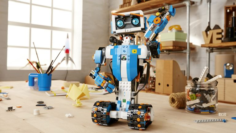 how to build your own robot and it s really not difficult t3