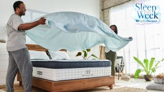 Rest up with $150 off Brentwood Home mattresses for Sleep Awareness Week 2021