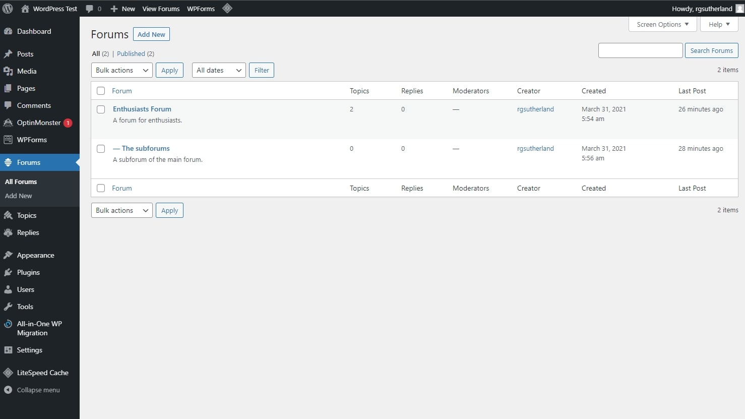 Automattic bbPress review