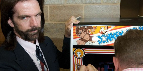 Billy Mitchell from The king of Kong.