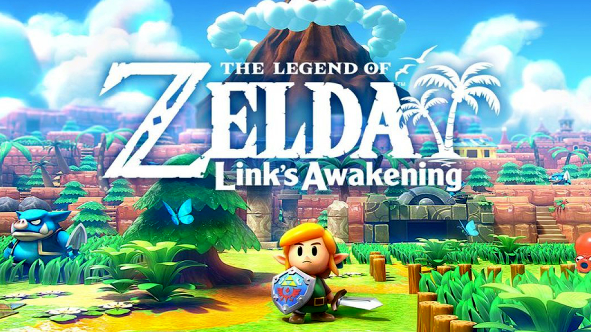 Zelda Links Awakening On Switch Is A Remaster Too Adorable To Miss