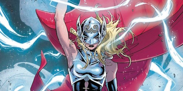 Female Thor from the comics