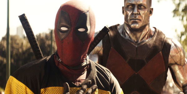 Deadpool and Cyclops
