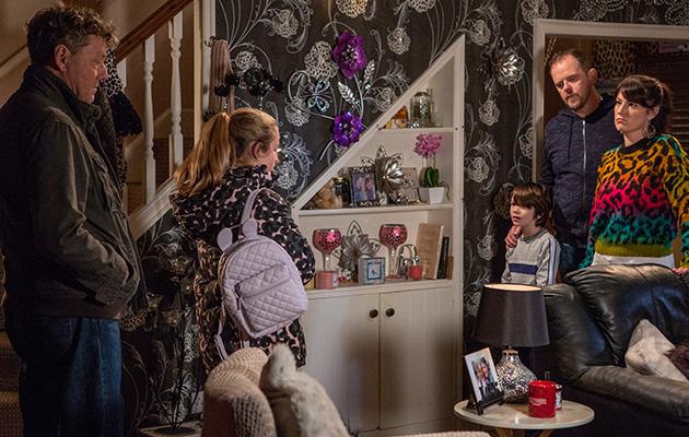 Amelia confronts Kerry