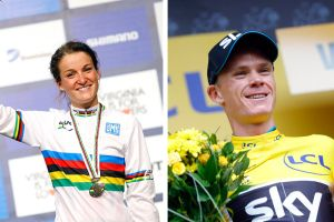Chris Froome and Lizzie Armitstead nominated for BBC Sports Personality of the Year