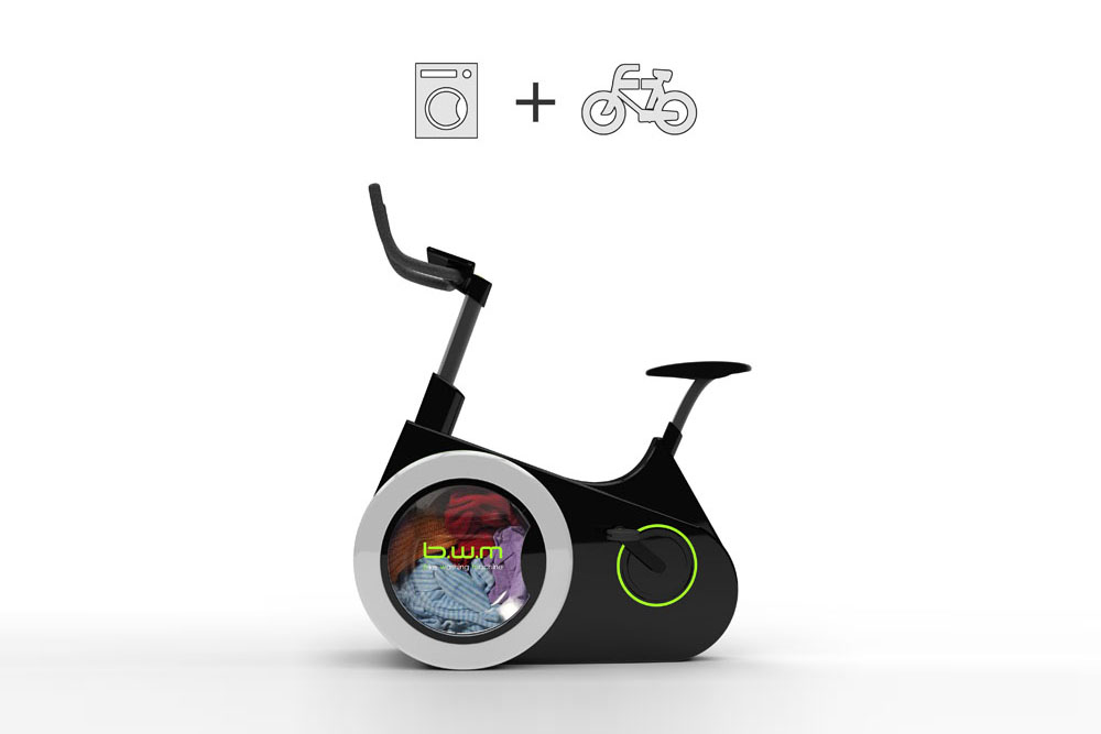 Bike Washing Machine >> Bike Washing Machine Combines Cycling With Laundry Cycling Weekly