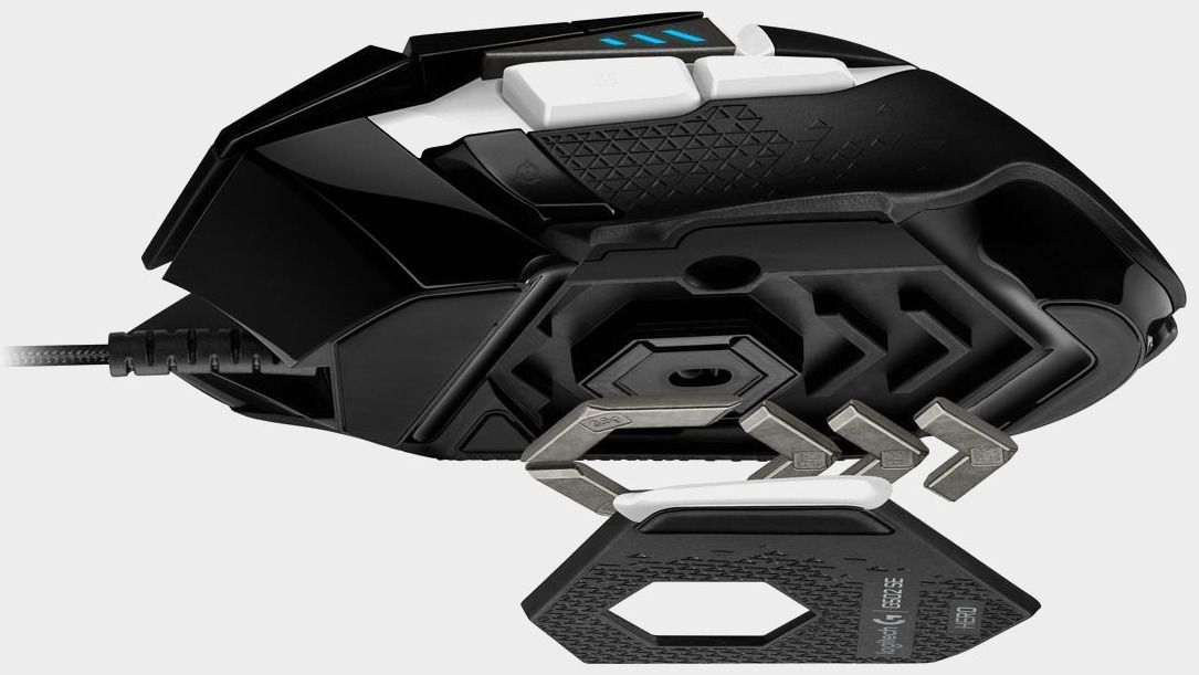 Logitech S Updated G502 Se Hero Mouse Is Just 30 Right Now Pc Gamer