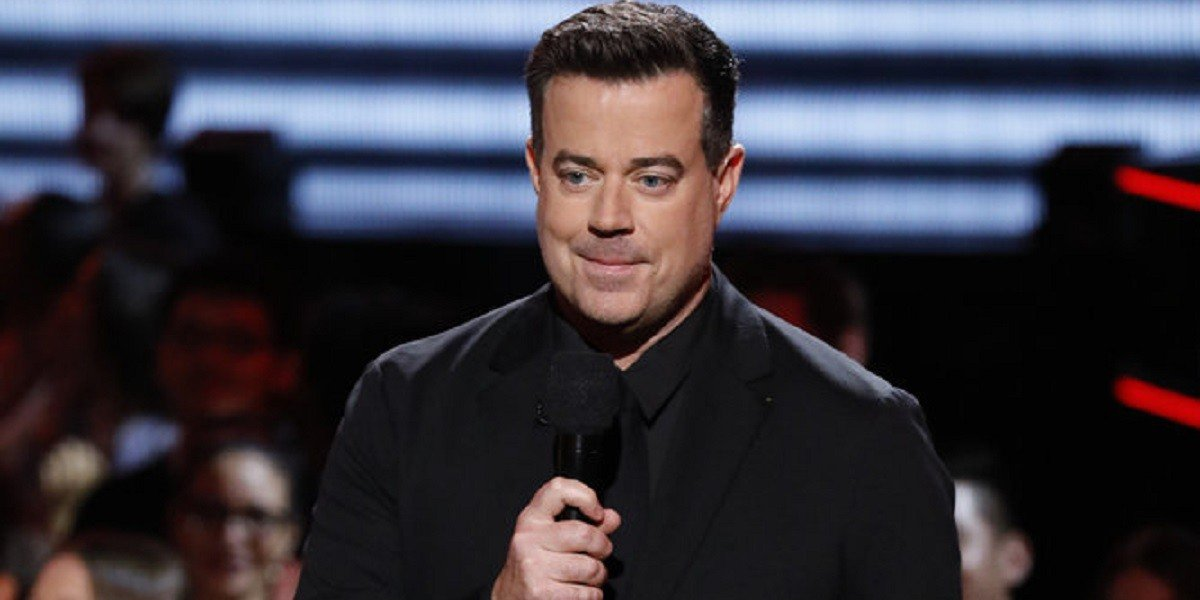 Carson Daly on The Voice