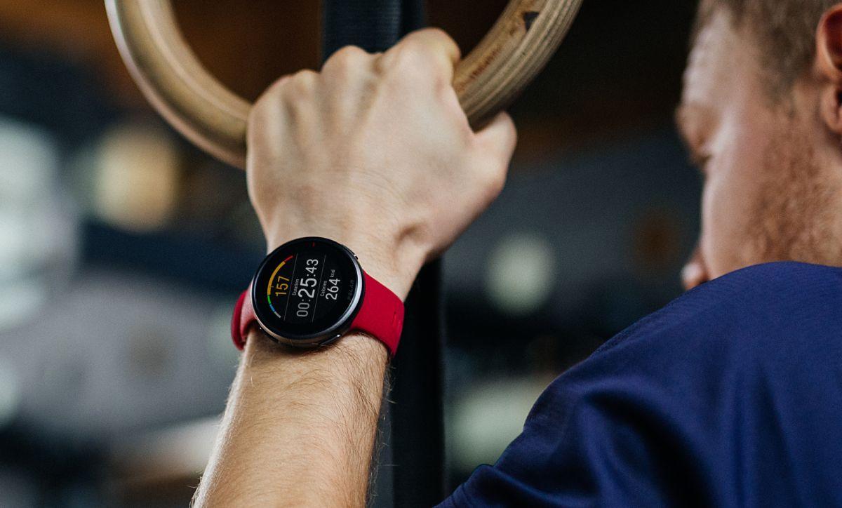 Polar's Vantage V2 sports watch has an epic battery life ...