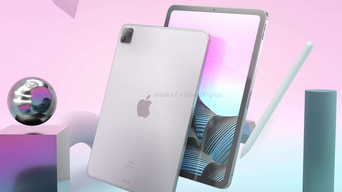 New iPad Pro 2021 with mini-LED display just confirmed in new leak