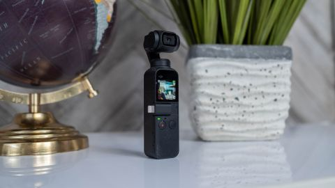 DJI Osmo Pocket review | TechRadar