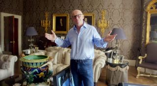 Britain's Most Expensive Home: John Caudwell Building for a Billionaire