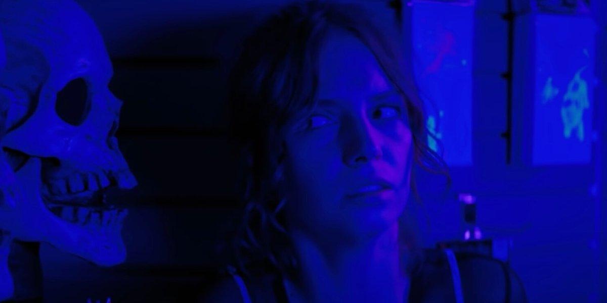 Maya Hawke as Heather Watkins in Fear Street Part One: 1994
