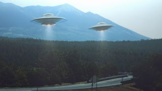 The U.K.'s official government investigation of UFOs can be traced to a group formed in 1950: the Flying Saucer Working Party.