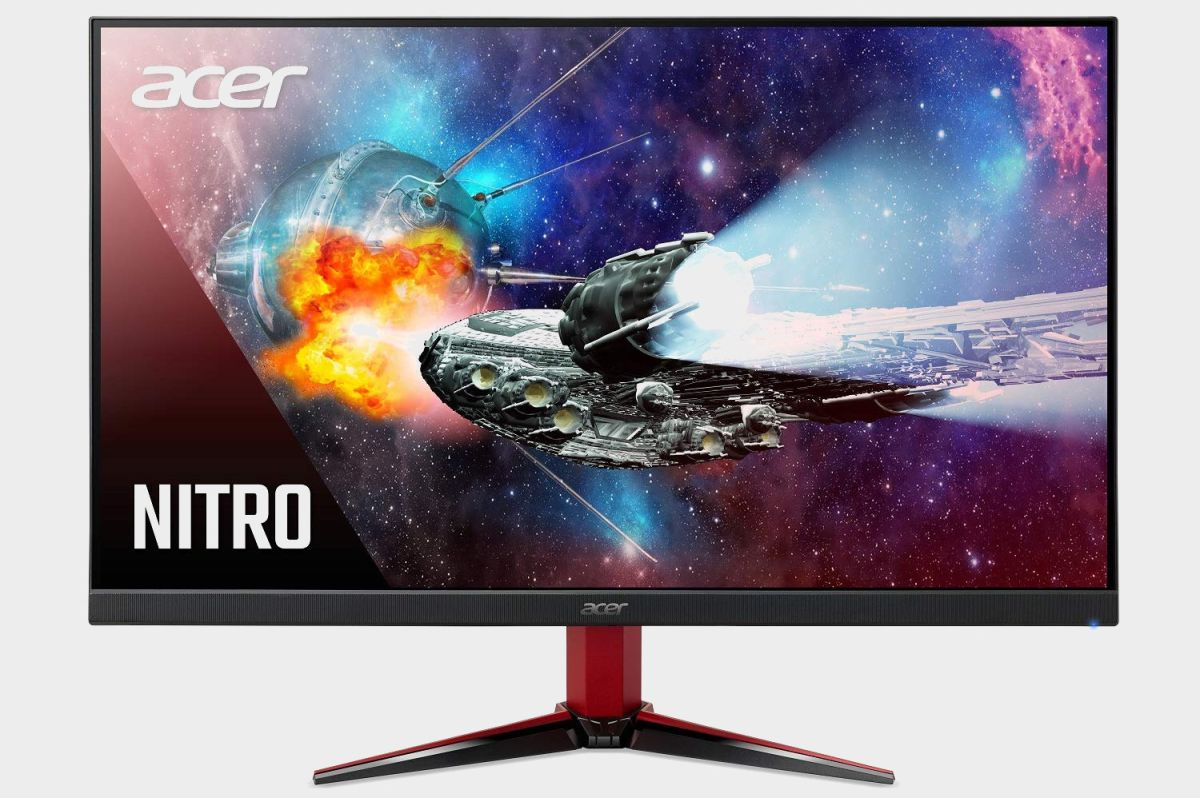 Acer's Nitro monitor with a 144Hz IPS screen is just $250 right now