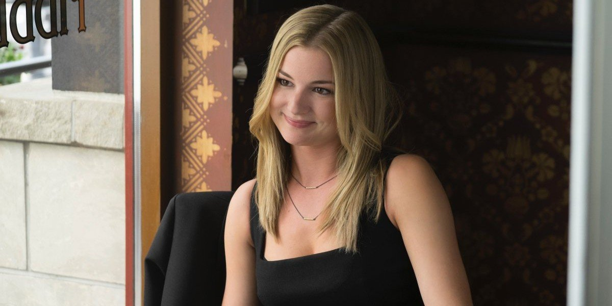 Emily VanCamp as Sharon Carter/Agent 13 in Captain America: Civil War (2016)