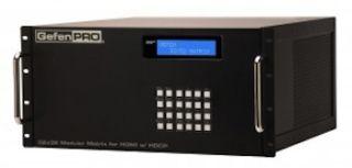 Gefen's HDFST Modular Matrix for HDMI Supports HDCP