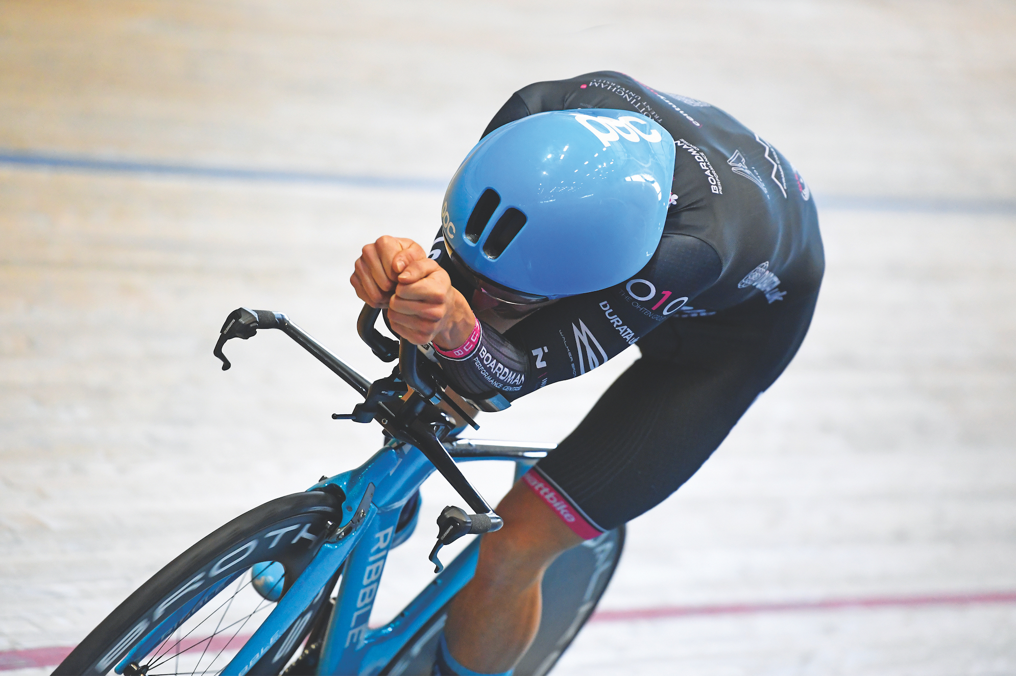 Four, the record: Inside the race to smash the Individual Pursuit four-minute barrier - Cycling Weekly