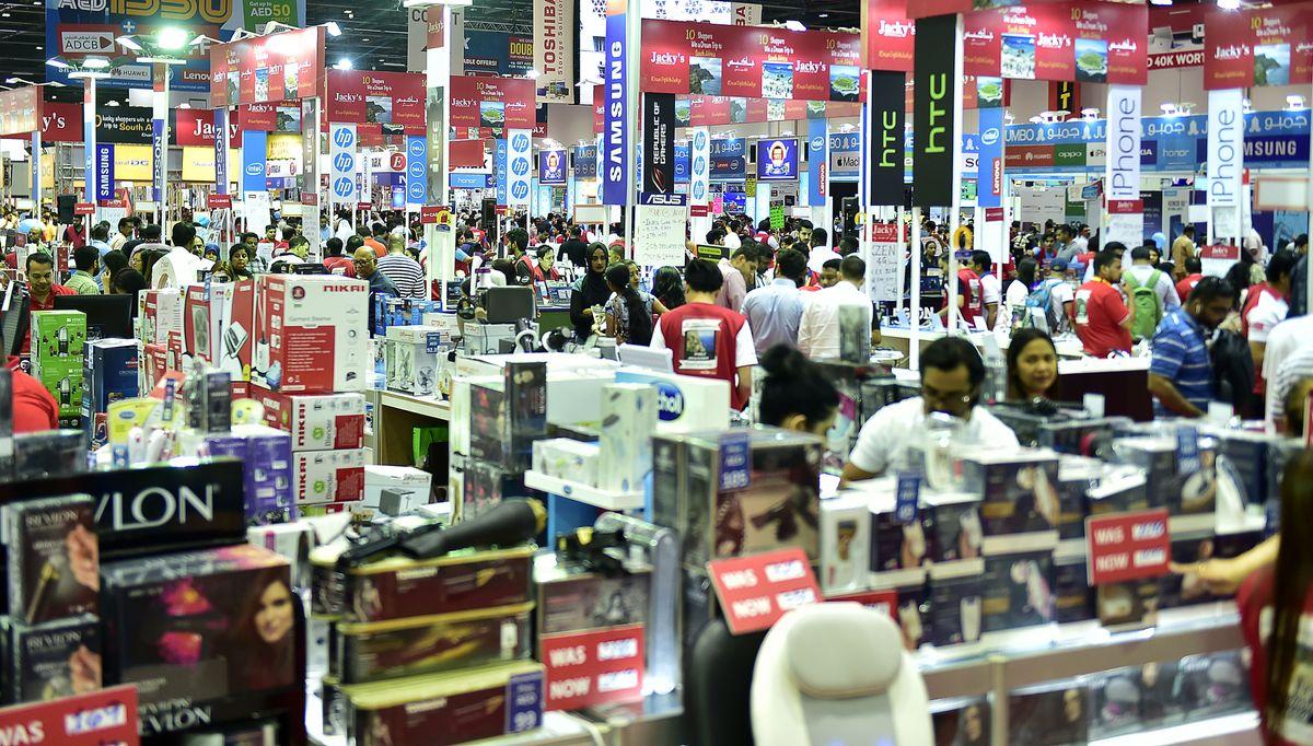 Can Gitex Shopper rejuvenate weak consumer confidence in UAE?