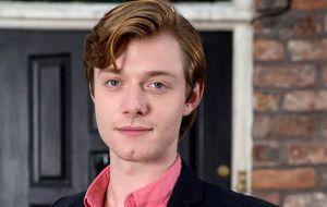 Coronation Street star Rob Mallard, who plays Daniel Osbourne