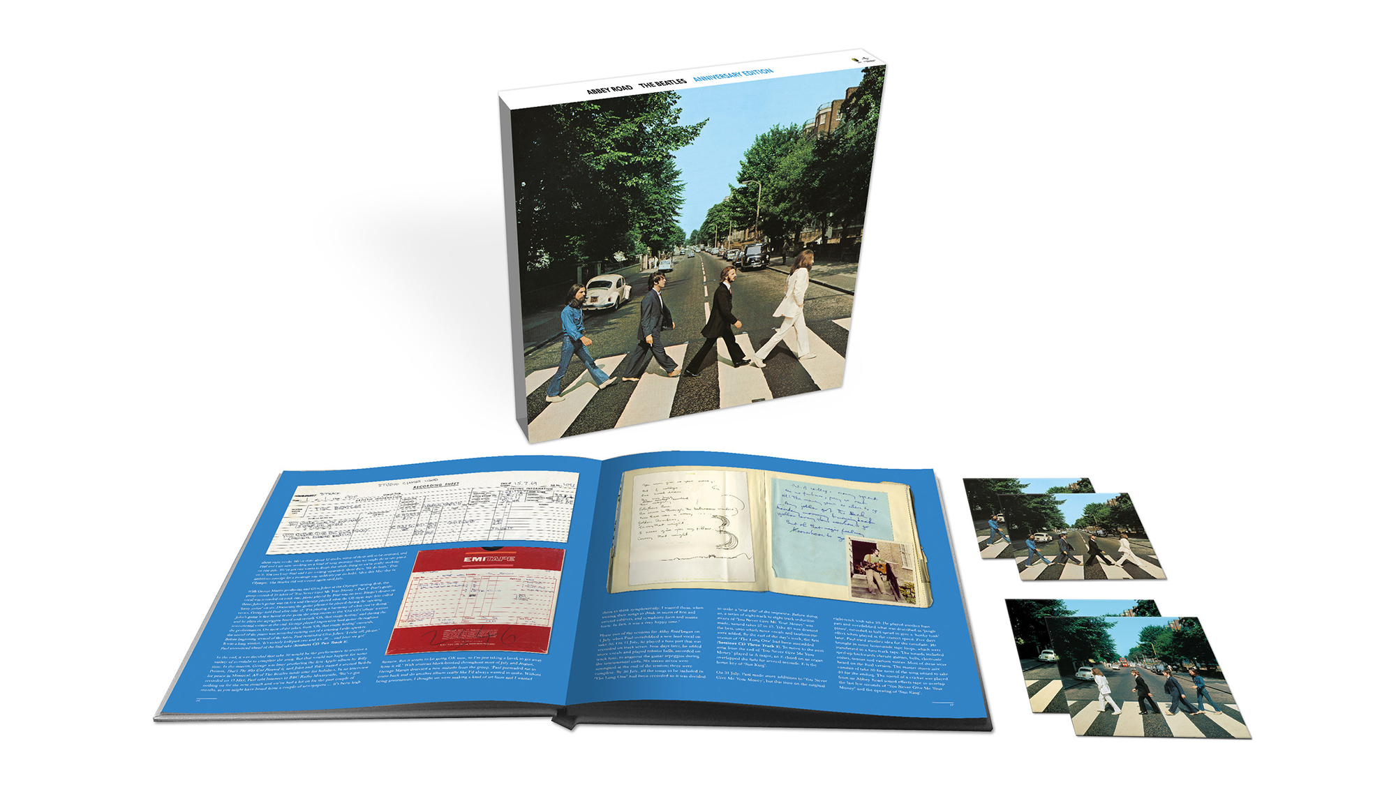 Hear The Beatles' Abbey Road in hi-res and Dolby Atmos | What Hi-Fi?