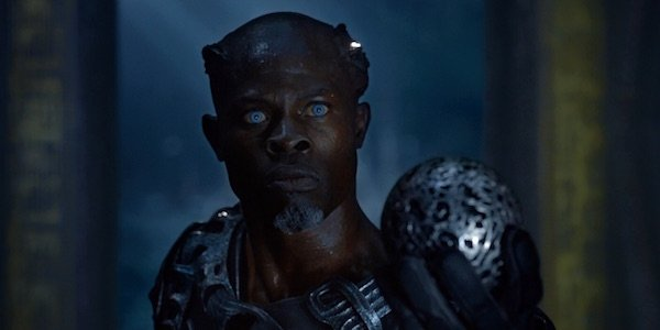 Djimon Honsou in Guardians of the Galaxy