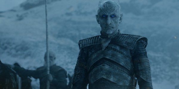 game of thrones night king beyond the wall hbo