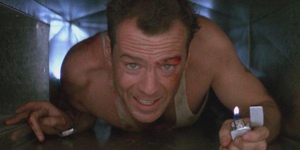 John McClane Bruce Willis Die Hard