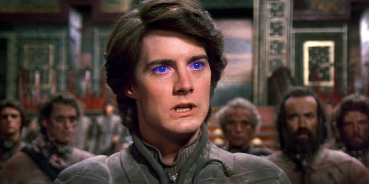 Kyle MacLachlan in Dune 1984