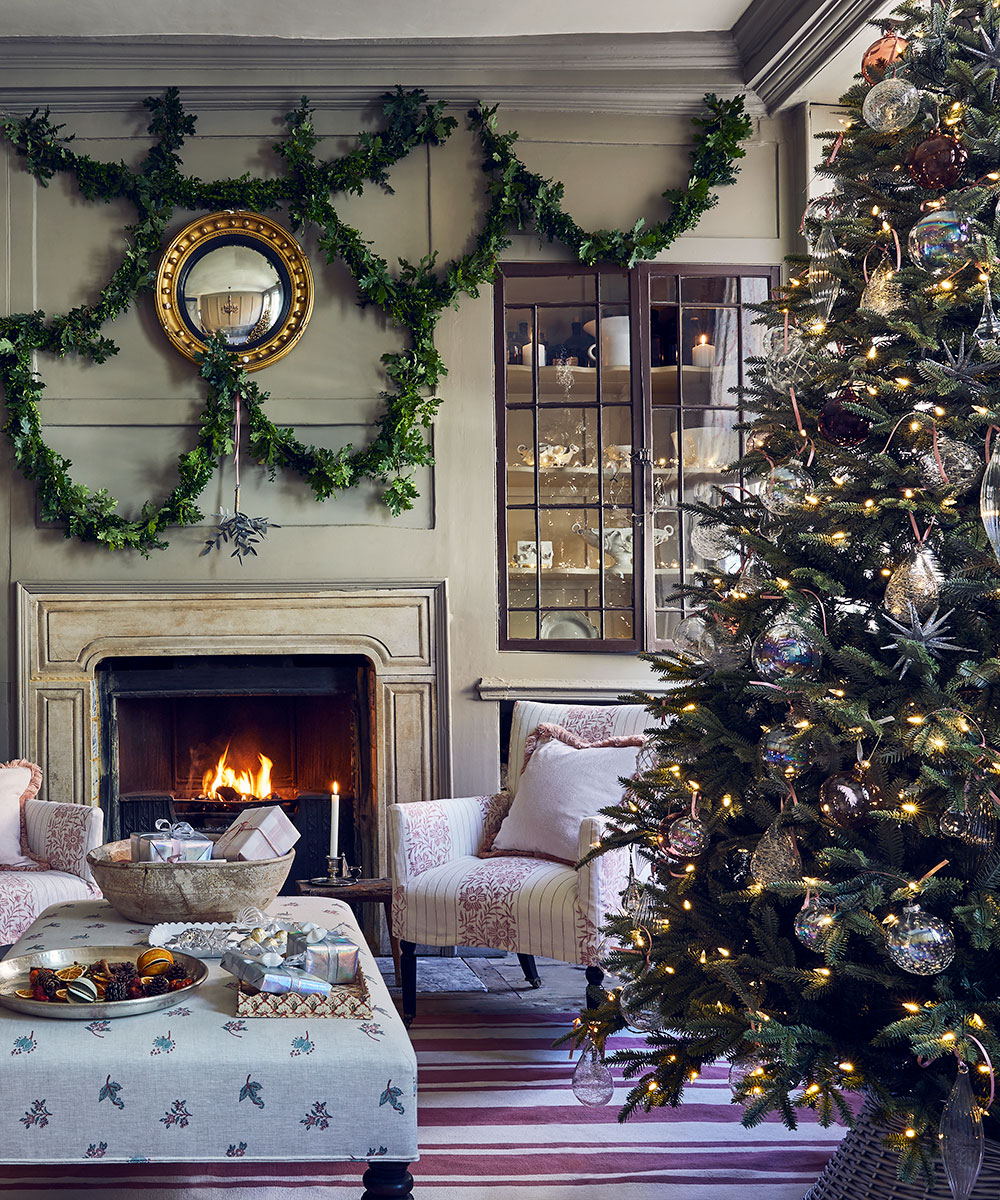 Christmas Living Room Ideas Living Rooms For Christmas